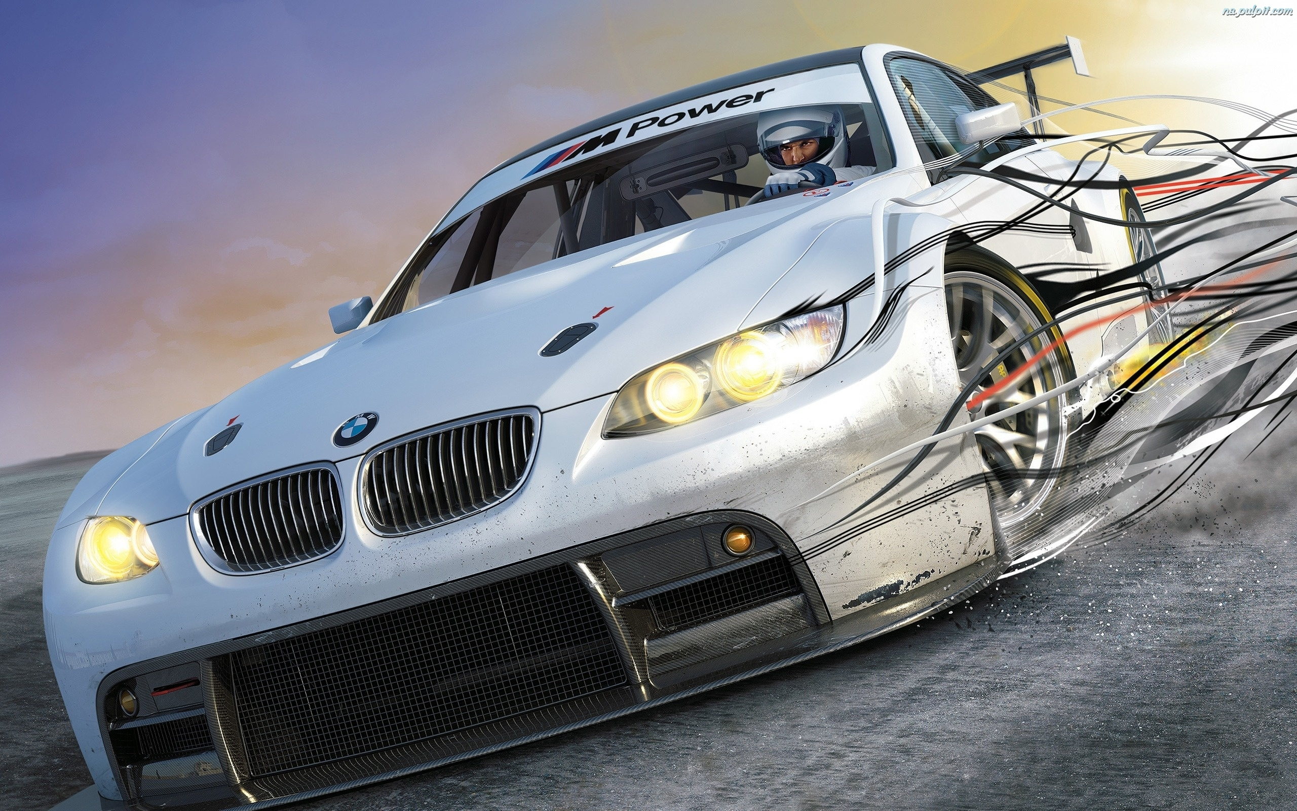NFS Shift  BMW